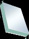 Sandwichelement COSMO Tech - GFK/TK/Siebdruckplatte