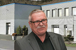 Pożegnanie pana Uli Steina, prokurenta i kierownika zakładu Pudol