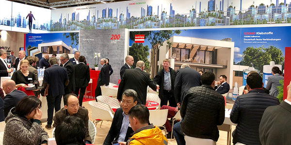 Messestand - Fensterbau frontale 2018