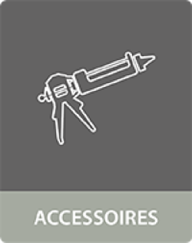 Accessoires pour colles adhesifes