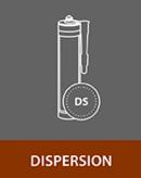 Dispersion adhesives