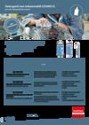 Detergenti non infiammabili COSMO CL