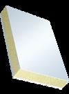 Сэндвичные элементы Покрытие из ПВХ с двух сторон, наполнитель из жесткого пенополиуретана
