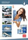 Brochure adhesives for transportation & Marine