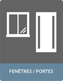 Colle pour adhesif pour fabrication de fenêtres / portes