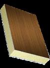 Sandwichelement COSMO Classic - beidseitig ALU-Deckschicht, PUR-Kern