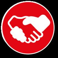 Icône - Code de conduite commerciale