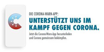 Zur Coronna Warn App
