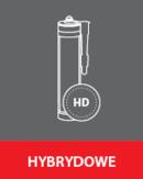 Polimerowe kleje hybrydowe