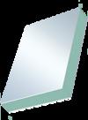 [TranСэндвичные элементы COSMO Tech - GFKslate to Russisch:] Composite panel GFK/TK/GFK