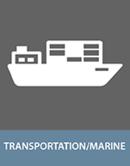 Kleben im Bereich Transportation & Marine