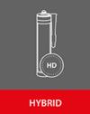 Hybrid-Klebstoffe
