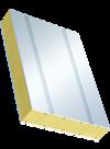 Panneaux sandwich   COSMO Design - PVC une face rainure PVC, âme XPS, face arrière PVC, lisse