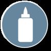 Icon adhesive
