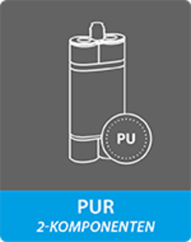 2 Komponenten PUR Reaktionsklebstoffe