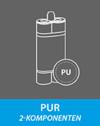 2-Komponenten-PUR-Klebstoffe