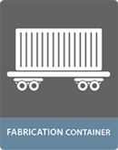 Colle pour adhesif pour fabrication container