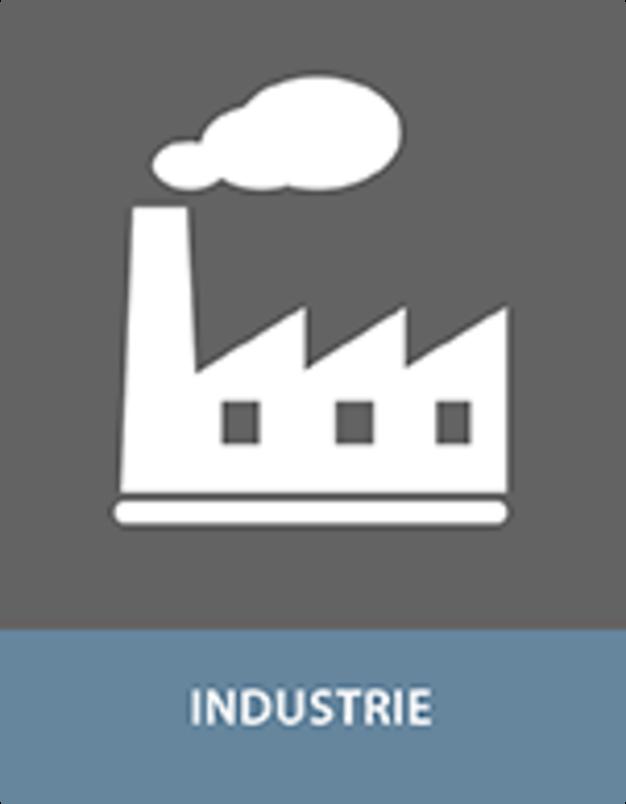 Construction en industrie avec COSMO colles adhésifs