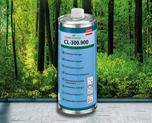 Environment friendly alu plastic cleaner