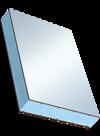 Sandwichelement COSMO Classic - beidseitig HPL-Deckschicht, XPS-Kern