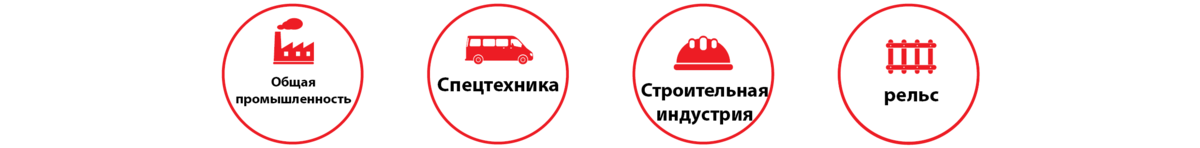 Области применения HD-200.201