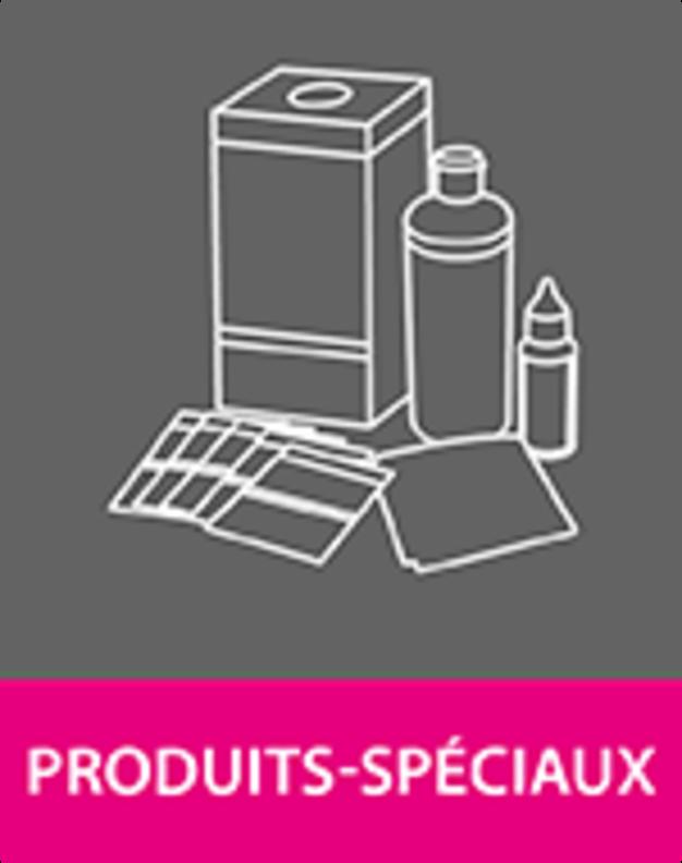 Produits speciaux colles