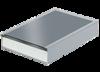 Panneaux de façade avec surface en verre de sécurité