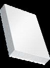 Sandwichelement COSMO Classic - beidseitig PVC-Struktur-Deckschicht, EPS-Kern