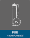 1-Komponenten-PUR-Klebstoffe