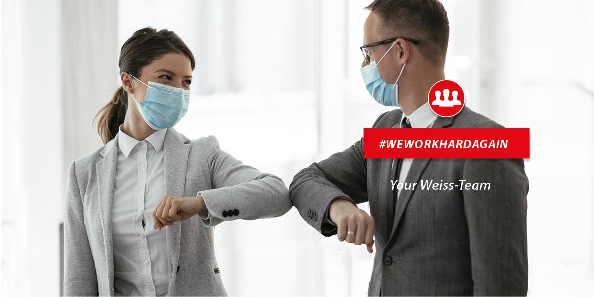 #WEworkhardagain