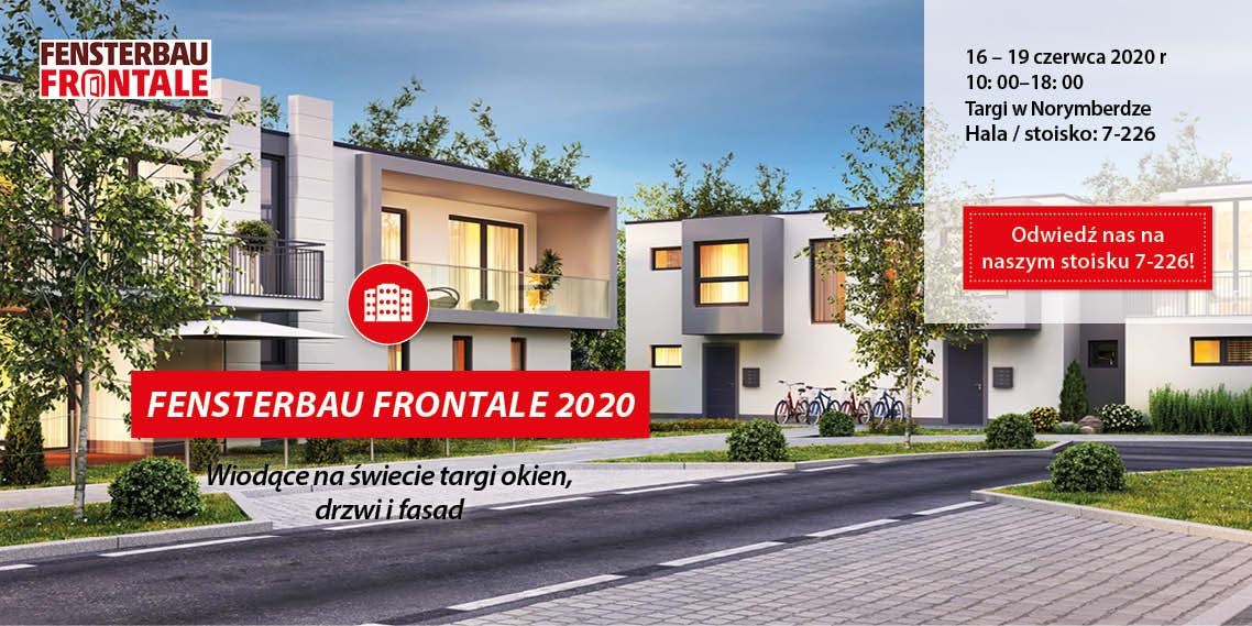 Fensterbau frontale 2020