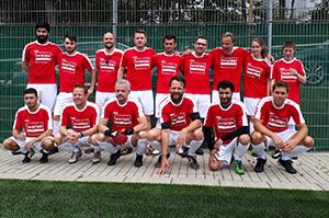 Drużyny piłkarskiej COSMO Sportfreunde