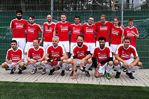 COSMO Sportfreunde Fußballteams