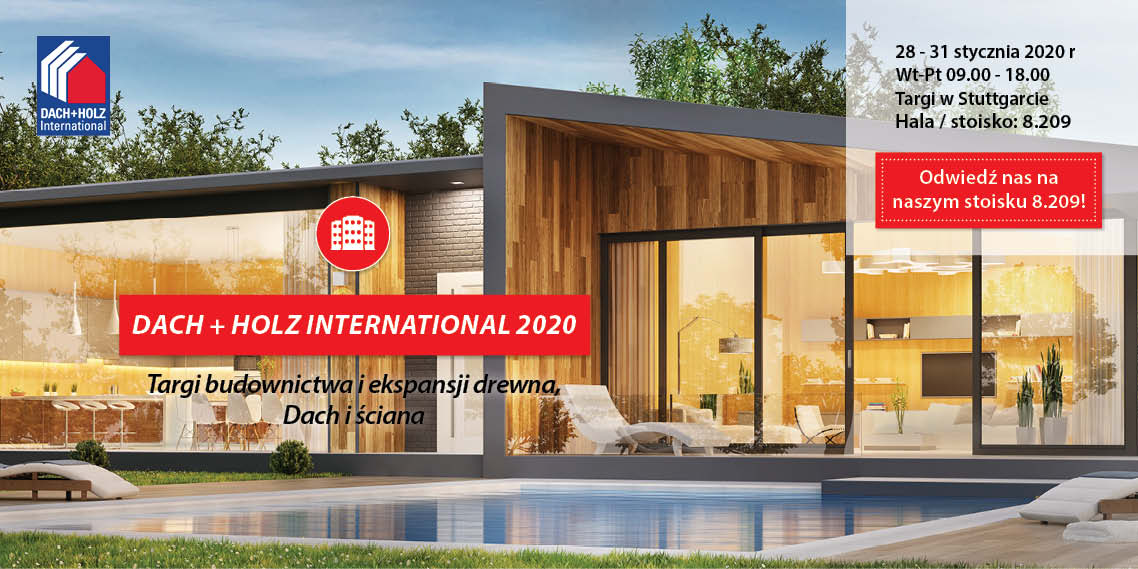 Trade fair Dach & Holz