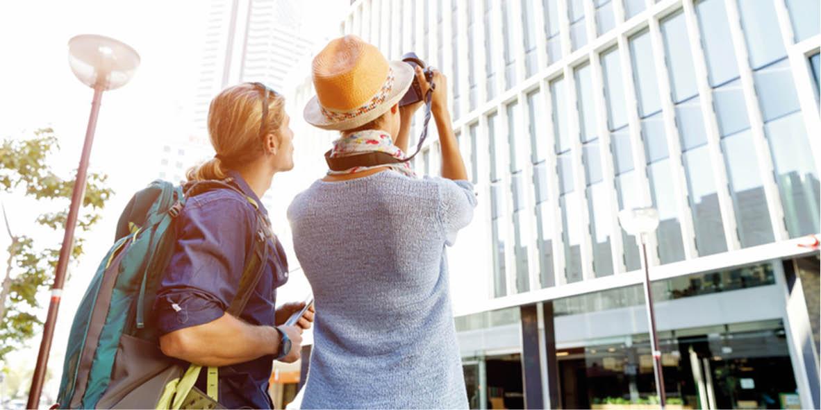 Fassadenelemente für die Bauindustrie