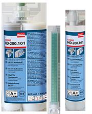 Der Kontrollierte Hybrid Klebstoff COSMO HD-200.101