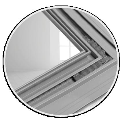 Gut gemocht Kleben von Aluminium-Eckwinkeln in Aluminium-Vorsatzschalen SH76