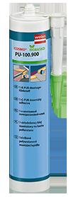 Biobasierter PUR Montageklebstoff COSMO PU-100.900