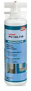 PUR-Konstruktionsklebstoff COSMO PU-160.110