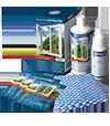 Set zur Reinigung & Pflege für Fenster & Türen