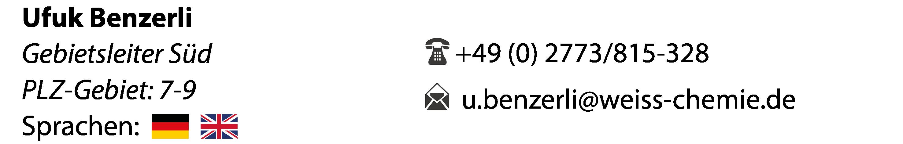 Ufuk Benzerli - Geschäftsbereich Sandwichelemente