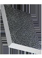 Sandwichelement COSMO Classic - beidseitig ALU/Stucco, EPS-Kern
