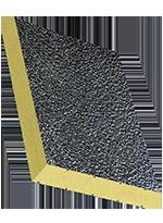 Sandwichelement COSMO Classic - beidseitig ALU/Stucco, XPS-Kern