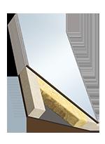 Schalldämmendes Sandwichelement COSMO Silent (dB 45/47) - HPL