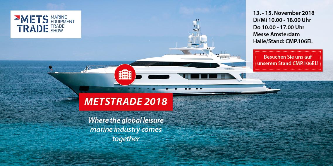 Messe METSTRADE 2018