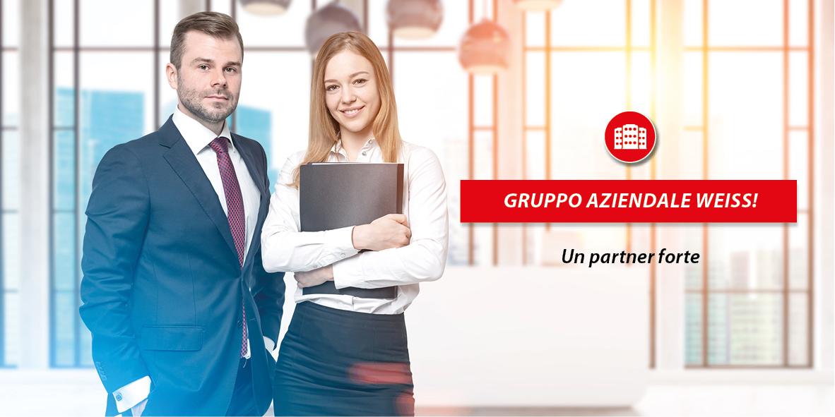 Gruppo aziendale Weiss - Un partner forte
