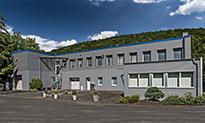 Firmengebäude Pudol, Niedereisbach