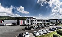 Firmengebäude Weiss Chemie + Technik