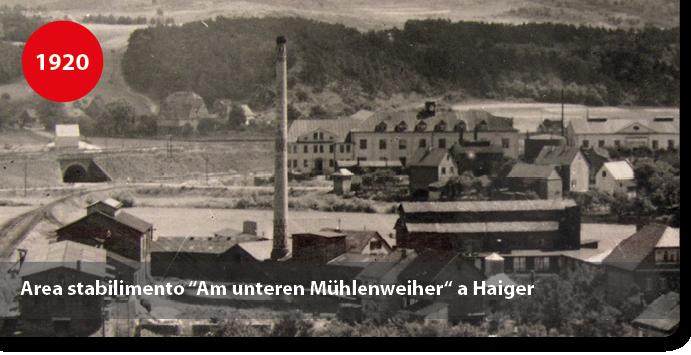 """Area stabilimento """"Am unteren Mühlenweiher"""" a Haiger"""