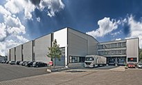 Company building Weiss Herzebrock